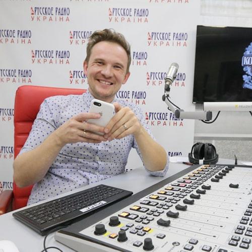 Радіоведучий